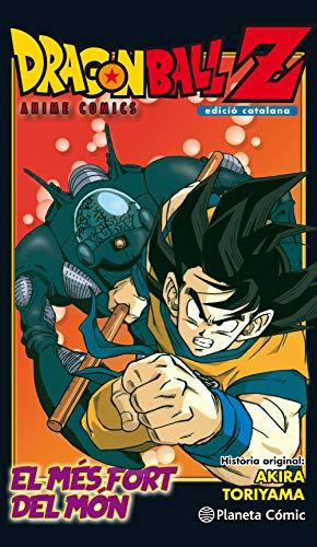 Bola de Drac  Z Anime Comic. L'home més fort del món (Manga Shonen)