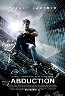 abduction 2011 movie poster