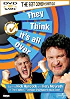 They Think It's All Over - Nick Hancock; Rory Mcgrath DVD