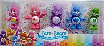 5-PackCare Bears Figures Set
