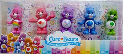 Care Bears Figures 5Pk Set JungleDealsBlog.com