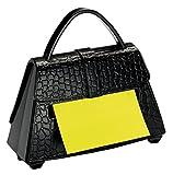 Post-it 100804 Handbag Dispenser, Black