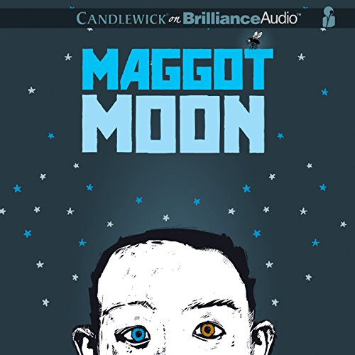 Maggot Moon cover art