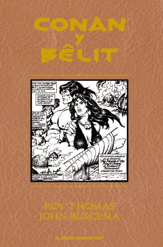 Conan & Belit Integral