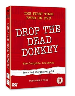 Drop The Dead Donkey - The Complete 1st Series