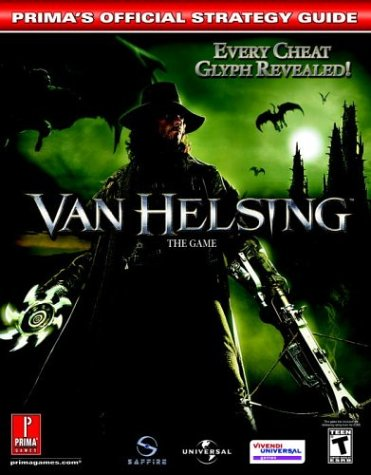 Van Helsing, Prima's Official Strategy Guide