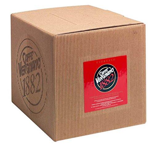 Vergnano Espresso 'Rosso', 150 ESE Pads / Espresso Pods / Cialde, 1,05 kg