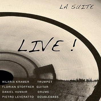 La Suite - Live!