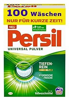 Persil Laundry Detergent Universal Mega Pack  100 Loads / 6.5 Kg