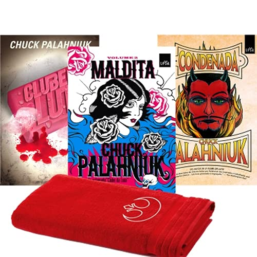 Livro: Kit Clube da Luta Acompanha Toalha - Chuck Palahniuk