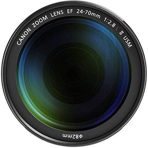 Canon標準ズームレンズEF24-70mmF2.8LIIUSMフルサイズ対応