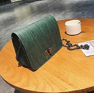 Looxdo Women's Crossbody Wooden vintage Style Bag
