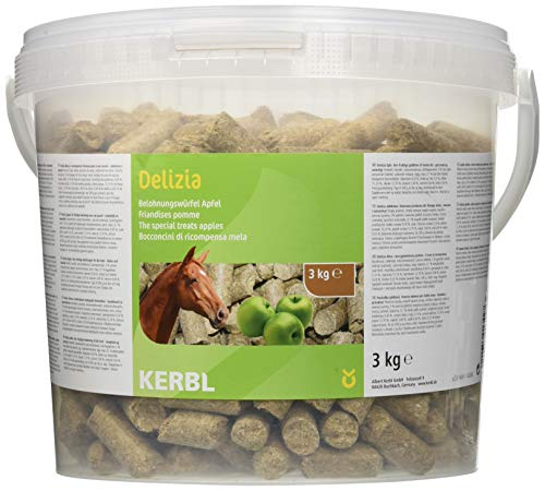 Kerbl 325008 Delizia Sweeties Apfel 3kg
