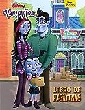 Vampirina. Libro de pegatinas: Con pegatinas reutilizables (Disney. Vampirina)