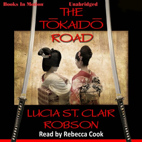 The Tokaido Road audiobook cover art