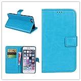 F&a® Flip Brieftasche Hülle für Vernee Mars Pro(Muster 4)