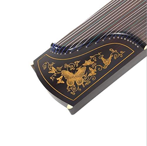 NHY Ethnische Musikinstrumente Zither, Ebony Guzheng,