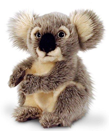 Lashuma Plüschtier Koala Bär, Keel Toys Kuscheltier sitzend 20 cm