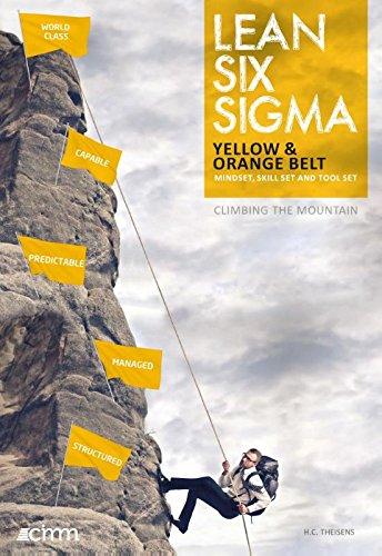 Lean Six Sigma Yellow & Orange Belt: Mindset, skill set and tool set: Volume 7