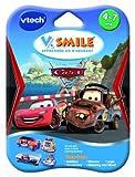 Vtech - 84585 - Jeu Educatif Electronique - Jeu VSmile - Cars 2