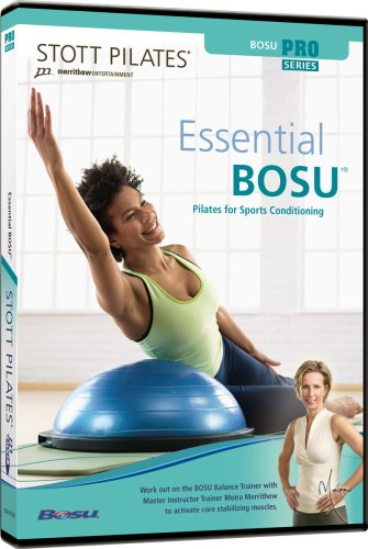 Stott Pilates: Essential Bosu - Pilates For Sports [Edizione: Stati Uniti] [Reino Unido] [DVD]