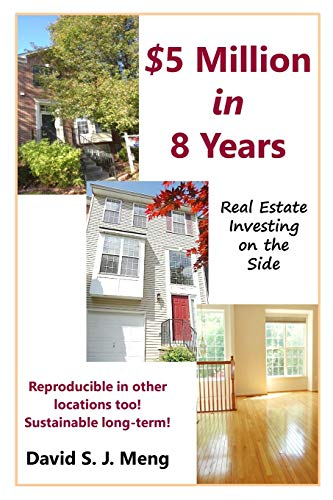 Real Estate Investing Books! - $5 Million in 8 Years: Real Estate Investing on the Side