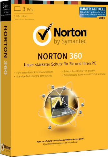 Norton 360 7.0 - 3PCs [import allemand]