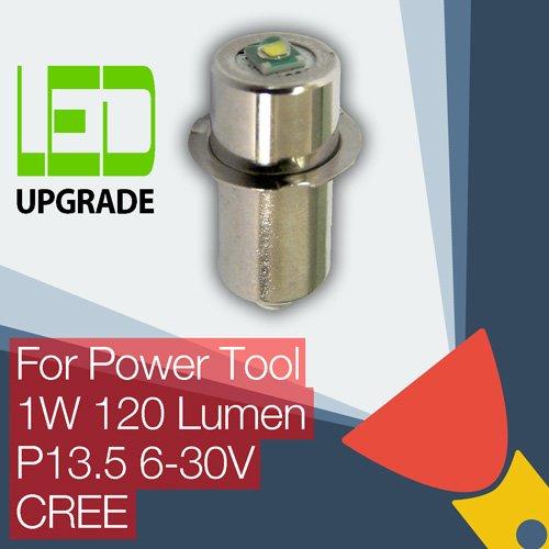 LED Conversión Actualizar Bombilla Herramienta Eléctrica