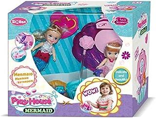 Basmah Playhouse Mermaid Set 32-1739075