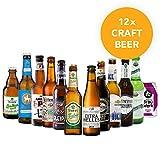 Foodist Craft Beer Bier Box - Bierspezialitäten aus aller Welt zum Probieren (12 x 0,33l)