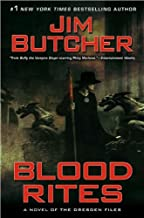 Jim Butcher'sBlood Rites: A Novel of the Dresden Files [Hardcover](2010)