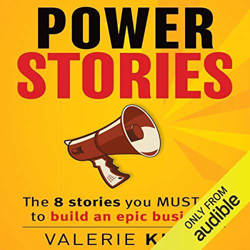 Power Stories cover art