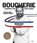 Boucherie, Leçons en pas à pas de Romain Leboeuf