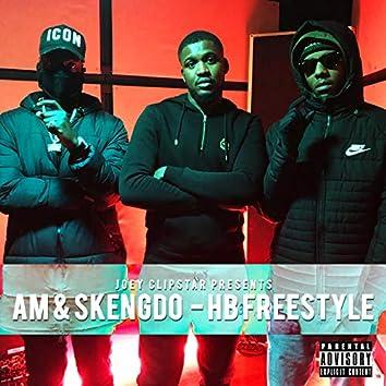 Am & Skengdo HB Freestyle
