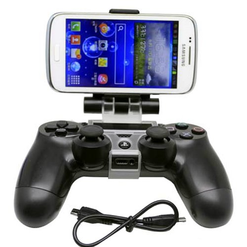 PS4 Smart Clip (Mobile Phone Clamp for PlayStation 4 Controller)