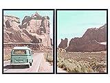 Desert Cactus Travel Photo Set - 8x10...