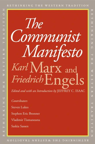 Compare Textbook Prices for The Communist Manifesto Rethinking the Western Tradition Critical ed. Edition ISBN 9780300123029 by Marx, Karl,Engels, Friedrich,Isaac, Jeffrey C.