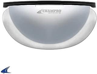 Champro Sun Visor,Clear,One Size