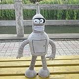 yuanchuang Peluche Película Dolls Bender Soft Mascot 13.7 '' Anime Stuffed & Plush Toy