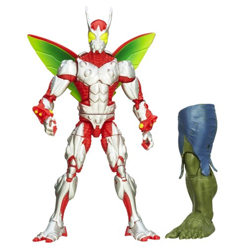 Marvel The Amazing Spider-Man 2 Marvel Legends Infinite Series Deadliest Foes Action Figure Maggiolino, 15 cm