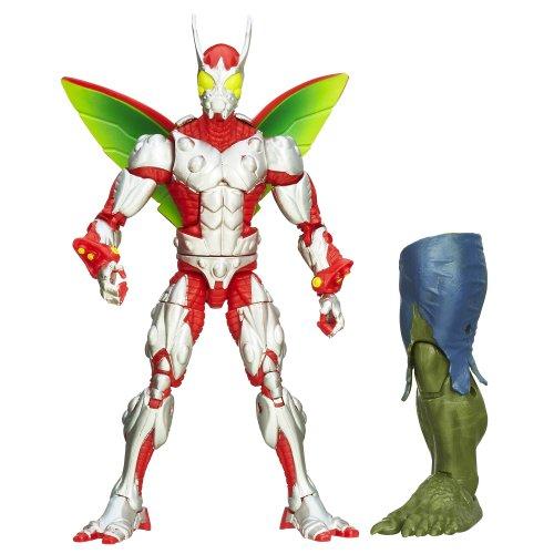 Marvel The Amazing Spider-Man 2 Marvel Legends Infinite Series Deadliest Foes Figurine d'action Beetle, 15,2 cm