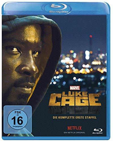 Marvel´s Luke Cage: Die komplette 1. Staffel [Blu-ray]