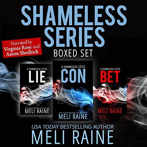 Shameless Series Boxed Set cover art