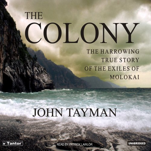 The Colony audiobook cover art