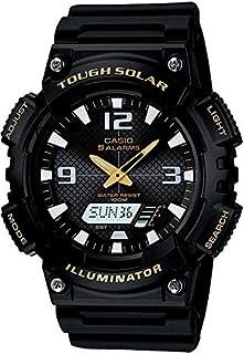 casio solar watch for boys aqs-810-1b