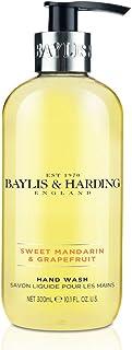 Baylis & Harding Sweet Mandarin and Grapefruit Hand Wash, 300 ml