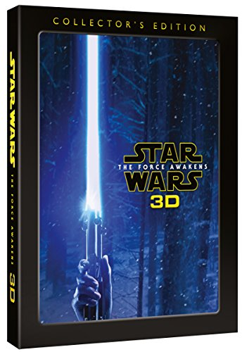Star Wars The Force Awakens (Blu-ray 3D) [UK Import]