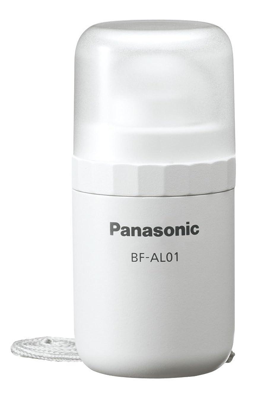 収束するバー寮パナソニック LEDランタン 乾電池付き ホワイト BF-AL01K-W