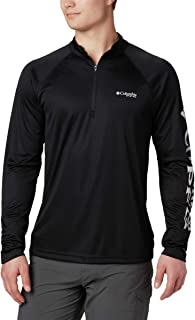 Columbia Men's Terminal Tackle 1/4 Zip Shirt