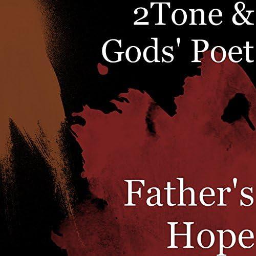 Gods' Poet & 2tone feat. Antonia Milindez